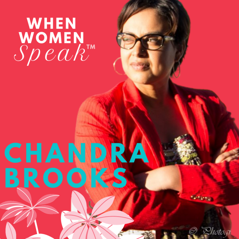 Chandra Brooks – Powerhouse
