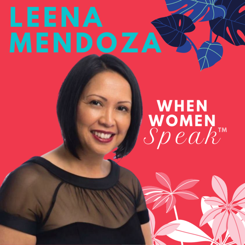 Leena Mendoza – Intentional Leadership
